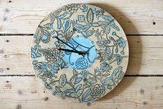al.ma / belaso Art Gallery, Clock, Wall, Handmade, Galleries, Home Decor, Watch, Art Museum, Hand Made