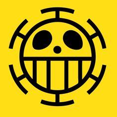 #anime #onepiece Trafalgar Law flag