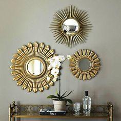 ↬ GOLD PASSION  Elige el dorado para una #decoración TOTAL TREND