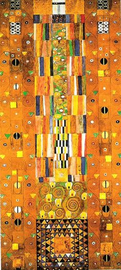 Klimt for Stoclet