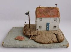 driftwood houses - Google Search