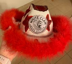 Cowboy Theme, Cowgirl Party, Custom Cowboy Hats, Diy Party Hats, American Baby Doll, Diy Hat, Cute Hats, Party Accessories, 21st Birthday