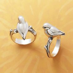 Bird Ring from James Avery #rings