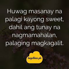 hugot lines Tagalog Quotes Patama, Sad Quotes, Qoutes, Hugot Lines, Poetry, Sayings, Filipino, Funny, Calligraphy