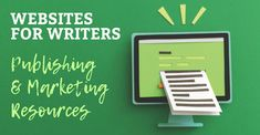 Top Websites for Writers: 8 Publishing & Marketing Resources  ||  Each year, we scour the web for our annual 101 Best Websites for Writers, a comprehensive collection of online resources for writers. This selection represents this year's publishing and marketing resources that are particularly helpful for authors looking to self publish or build their audiences and platforms. http://www.writersdigest.com/resources/top-websites-for-writers-best-publishing-marketing-resources