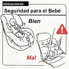 Seguridad para el bebé