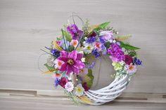 Blogy - Priatelia a obľúbené Grapevine Wreath, Grape Vines, Floral Wreath, Wreaths, Blog, Home Decor, Homemade Home Decor, Flower Crowns, Door Wreaths