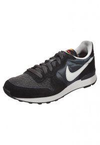 Nike Sportswear - INTERNATIONALIST - Joggesko - anthracite/granite/black