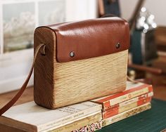 Wooden Clutch Bag By Haydanhuya – get addicted to ... DAILY MIX OF CREATIVE CULTURE