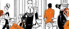 Limited Edition: Fashion Doors - Hermes - Megan Hess