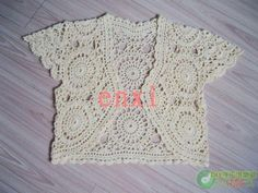spring and summer crafts: lace bolero free crochet patterns | make handmade, crochet, craft