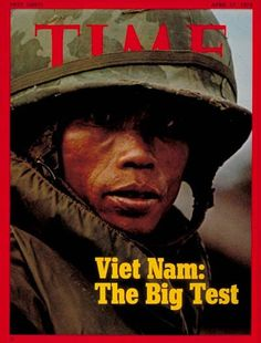 TIME MAGAZINE COVERS DURING VIETNAM WAR