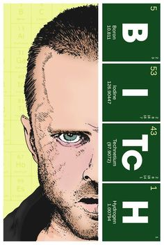 Breaking Bad: Jesse Pinkman ~ Compound BITcH