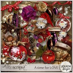 A time for love | Sekada Designs