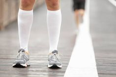 Compression Gear Worn During Recovery Improves Performance