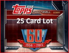 Cordarrelle Patterson 2015 Topps Football 25 Card #143 Lot Minnesota Vikings