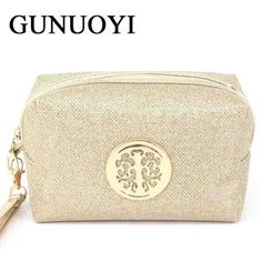 GUNUOYI Travel Cosmetic Bag Make up Bag Portable Cosmetic Bag Purse Pouch Sac a Main Brand Make Up Pouch BJ01