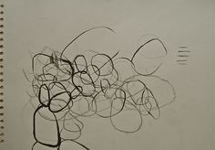Abstract pencil drawings with shapes and lines. Abstract Pencil Drawings, Henna Drawings, Easy Drawings, Paper Drawing, Line Drawing, Drawing Sketches, But Is It Art, John Cage, Drawing Practice