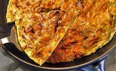 5 quick and easy frittata recipes Easy Frittata Recipe, Frittata Recipes, Brunch Recipes, Breakfast Recipes, Dinner Recipes, Prosciutto Recipes, Food Shows, Recipes From Heaven, How To Eat Paleo