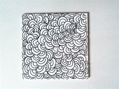 Image result for Zendoodle Sampler Zentangle Style Pattern Fills Milliande~Milliande