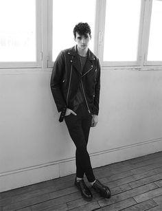 Elliot Vulliod for Pull and Bear Black Label