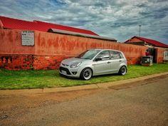 #ford #figo #stance #ffsa #fordsquad #projectf #southafrica #worxwheels #worx Guitar Chord Progressions, Car Mods, Cars, Nice, Ideas, Autos, Vehicles, Nice France, Car