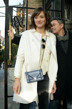 Celebrities&Fashion&Style: #ItBag2015 Spotting: Dior's Diorama Bag on Oscar N...