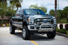 2010 ford f250 diesel lifted - Google Search