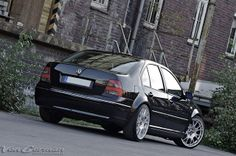 vw photography | VW Bora - a photo on Flickriver