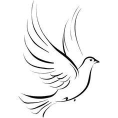 Peace dove tattoo - Here my tattoo Peace Dove Tattoos, Small Dove Tattoos, Bird Tattoo Meaning, Tattoos With Meaning, Memorial Tattoos, Dove Tattoo Design, Tattoo Designs, Colombe Tattoo, Tattoo Convention
