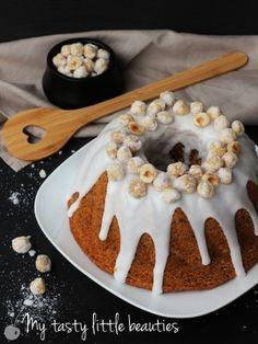 Haselnusskuchen mit gebräunter Butter | Hazelnut Cake with Brown Butter