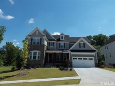 $3,450 - 3524 Mountain Hill Drive, The Homestead at Heritage 014/C, Wake Forest 27587 - 5 bedrooms, 4 fullbaths, 1 halfbath. Wake Forest, Forest House, Half Baths, Real Estate Houses, Homesteading, Bedrooms, Mountain, Mansions, House Styles