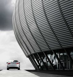 Photographer PATRICK CURTET - Audi 1 - PictureOfTheDay - ONE EYELAND  2014-02-25
