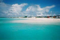 Playa Francisqui Los Roques