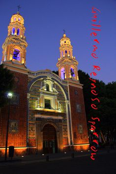 La Villita de Guadalupe!