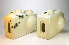 studio lama: ceramic radio