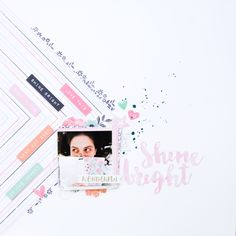 Shine Bright - Scrapbook.com