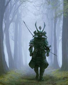 - black and white sketch samurai ninja Kabuto Samurai, Ronin Samurai, Afro Samurai, Samurai Helmet, Ninja Kunst, Arte Ninja, Ninja Art, Fantasy Samurai, Fantasy Warrior