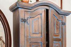 Photo: Daniel Hennessy | thisoldhouse.com | from How to Create a Color Wash Patina on Furniture