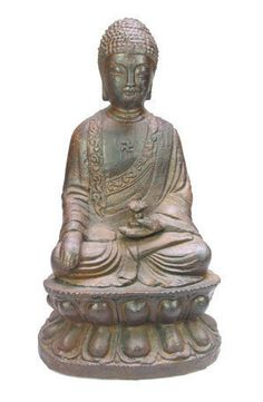 A fine Chinese Northern Song Buddha, ex Christie's