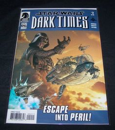 Star Wars Dark Times 2 The Path to Nowhere Part 2 Comic Book 1st Print VF 2007