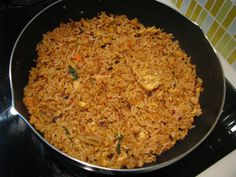 A day : Thai Paste Fried Rice