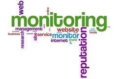 monitoring and management of your reputation online.. for more information visit our website