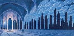 Magic Realism in Rob Gonsalves Fine Art via Magritte Optical Illusion Paintings, Amazing Optical Illusions, Art Optical, Illusion Kunst, Illusion Art, Salvador Dali, Robert Gonsalves, Canadian Painters, Rene Magritte