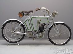 Rex 3½ hp 373 cc 1 cyl aiv AIOE single 1904