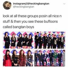 yoongi really just did this cause every other time they performed for gayo he had been sick and unable to attend so he really out there being this extra to commemorate it I'm done Got7 Bambam, Bts Boys, Bts Bangtan Boy, I Love Bts, My Love, Shinee, Bts Memes Hilarious, Blackpink Funny, Les Bts