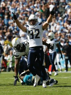 #32 #Eric Weddle #ChargerCaptain