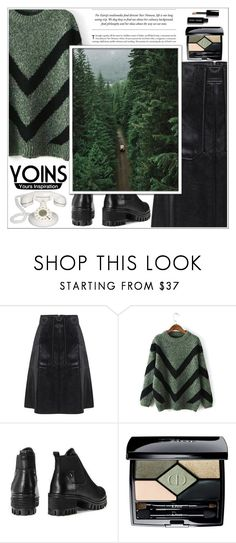 """""""Yoins 3/10 ♥"""" by av-anul ❤ liked on Polyvore featuring Christian Dior and Bobbi Brown Cosmetics"""