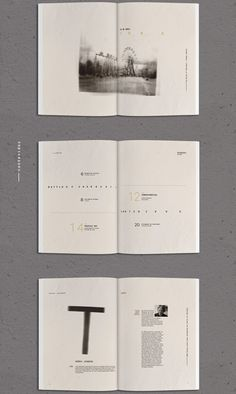 Pressbook - Chernobyl on Behance
