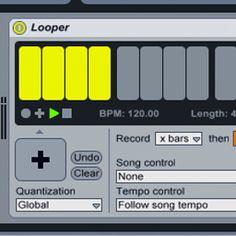 Using Ableton's Looper to Create Unique Beats